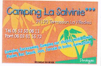Camping la Salvinie