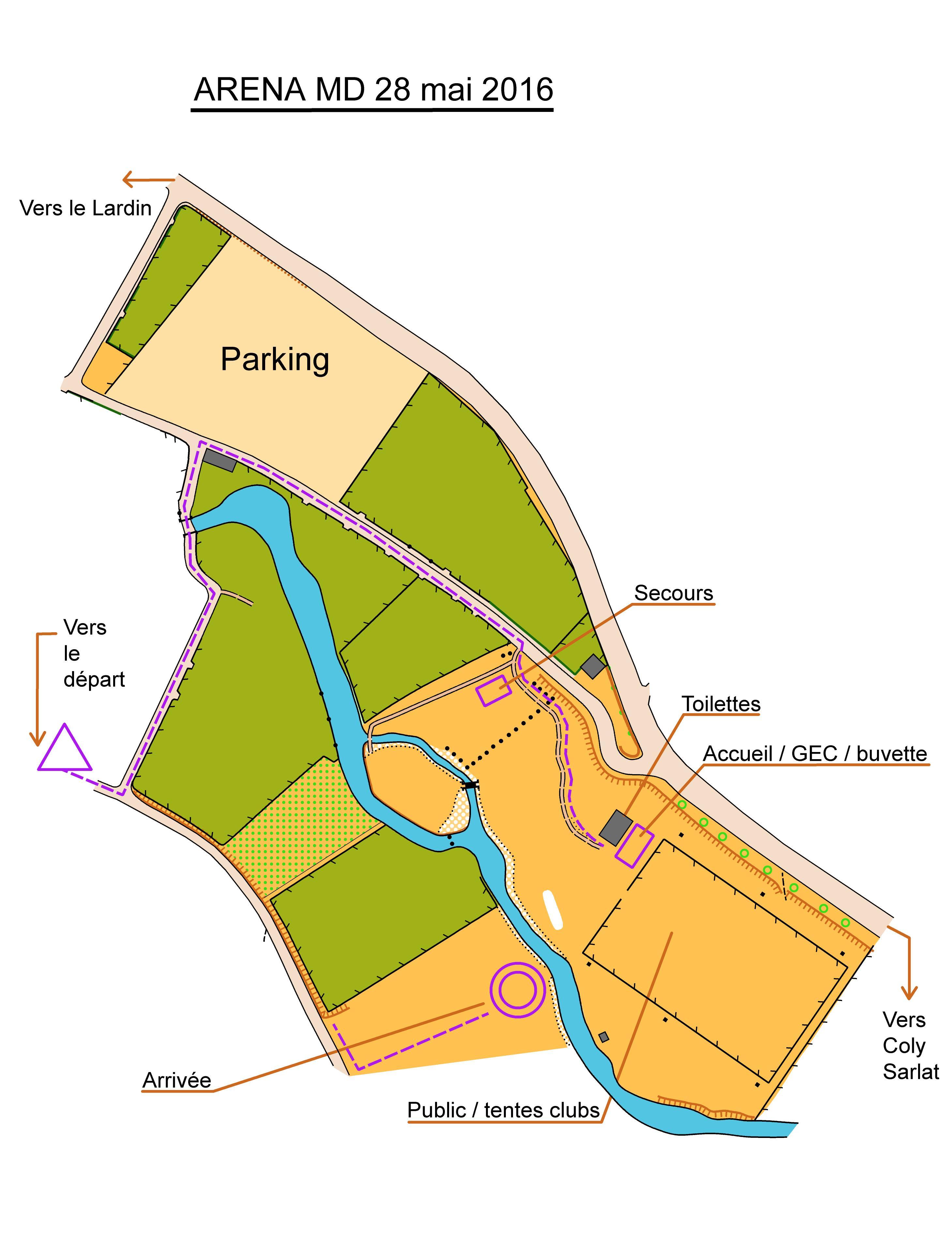 Plan aréna MD