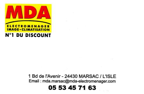 partenaire MDA 24430 Marsac