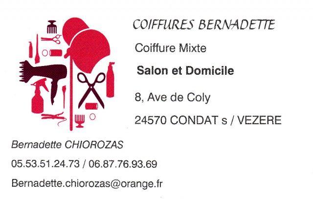 Coiffure Chioroza