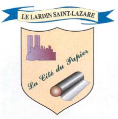 logo lardin st lazare
