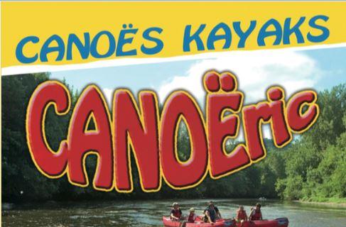 Carte visite canoe le bugue réduite