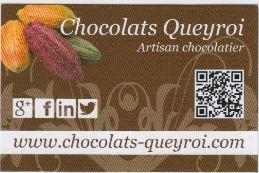 Chocolat Queyroi réduit